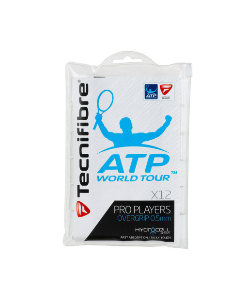 Atp pro player white (overgrip)