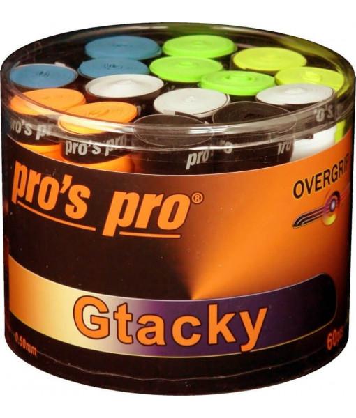 G tacky mix (overgrip)