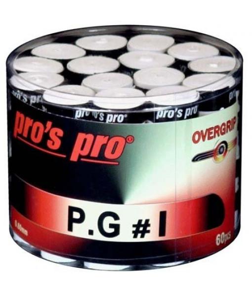 P.G # 1 beli (overgrip)