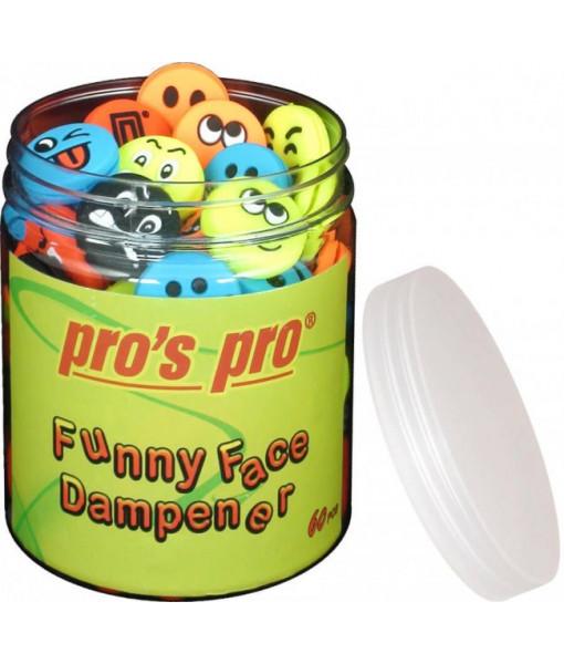 Pros funny face damper