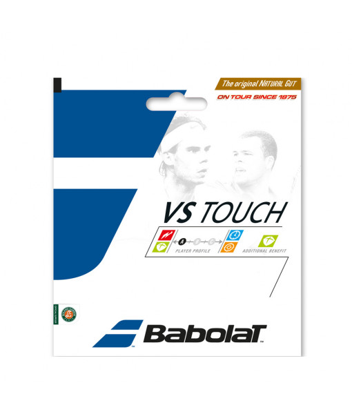 Babolat vs touch natural gut/big banger