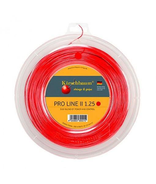 Pro line II red 1.25mm